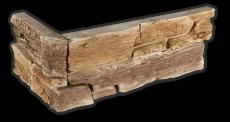 Bridlica HRADNÁ béžovohnedá- krajovka